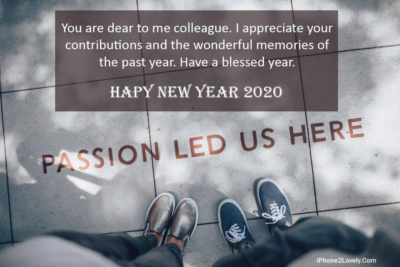 35 Happy New Year 2021 Wishes For Boss And Colleagues With Images Happy New Year Wishes New Year 2020 Colleagues Quotes