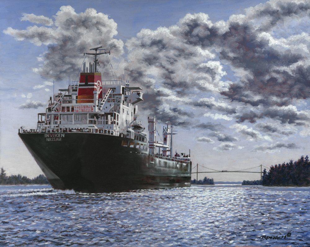 Freighter Inviken