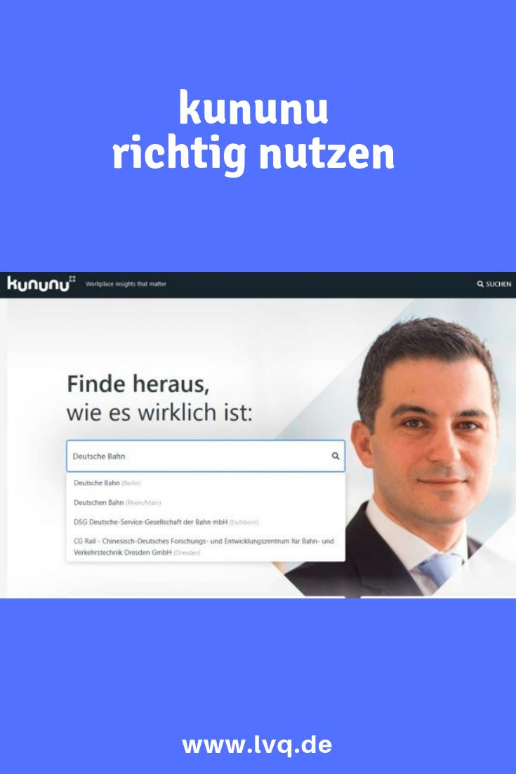 Arbeitgeberbewertungsportale Wie Kununu Verschaffen Bewerbern Informationen Und Transparenz Uber Unternehmen Die Sie So Nirgendwo Son Job Job Suchen Bewerbung