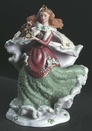 Grace - Lenox Christmas Princess-Figurine at Replacements, Ltd