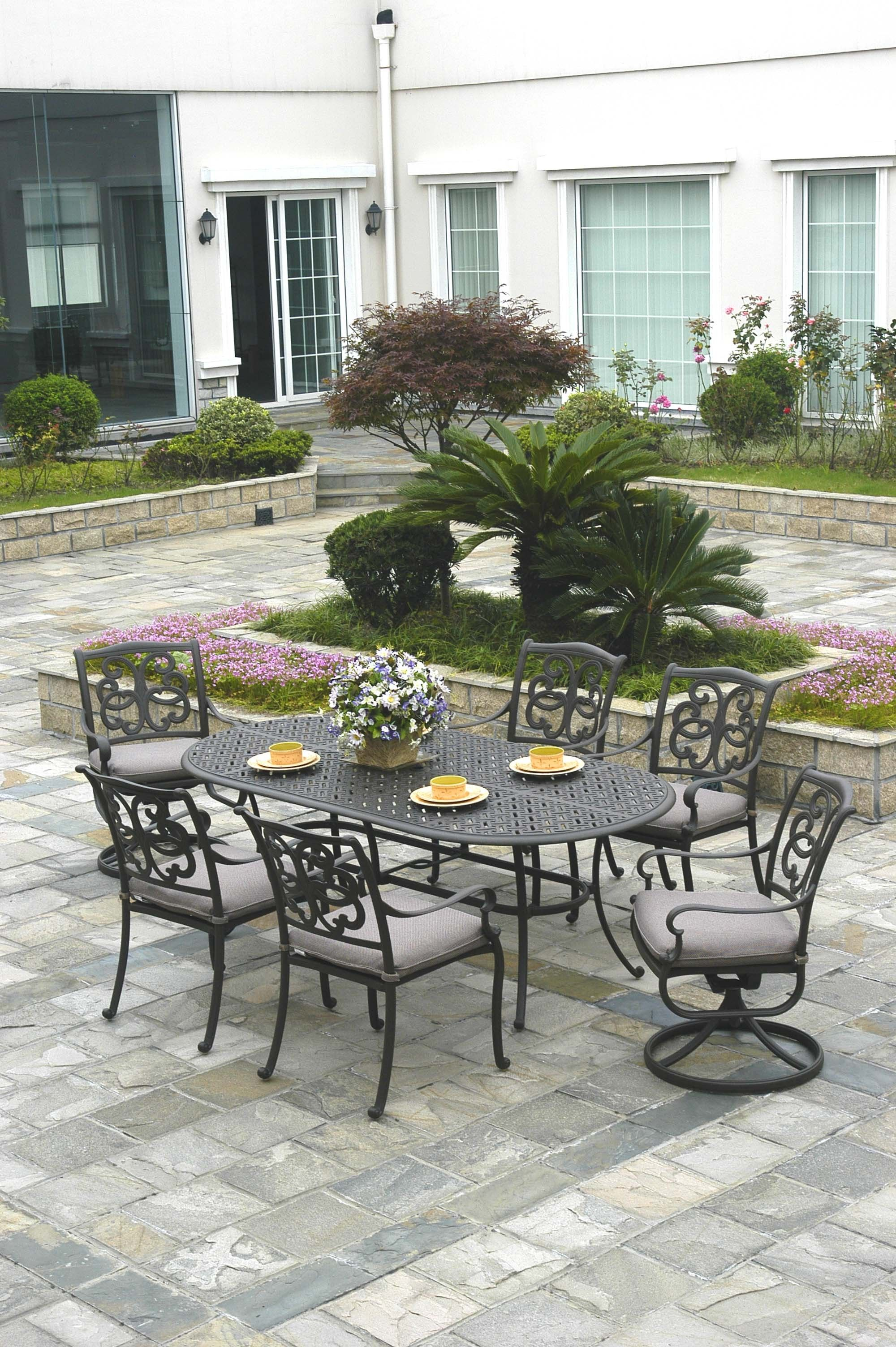 Andora 7 Piece Dining Set By Hanamint Scioto Valley
