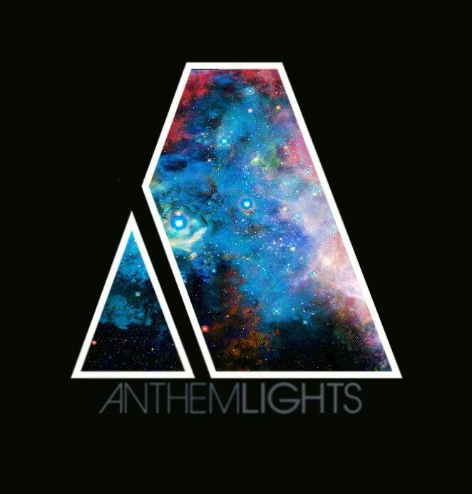 Anthem Lights Logo With Images Anthem Lights Lyric Drawings