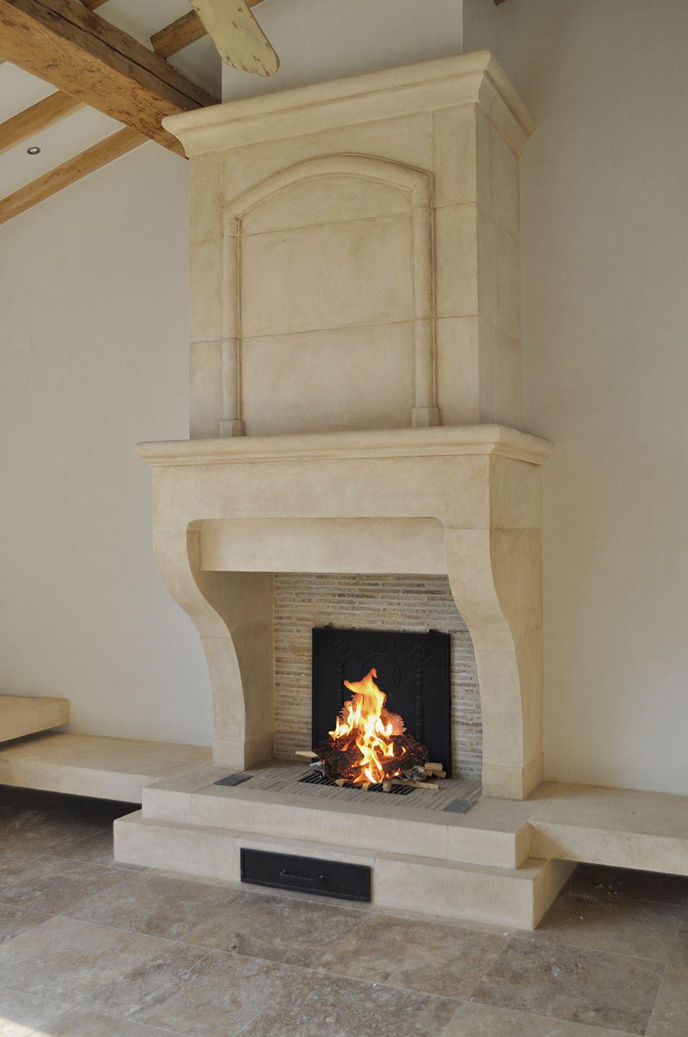 Foyer Les Lavandines Salon De Provence : Épinglé sur cheminées provence mesure