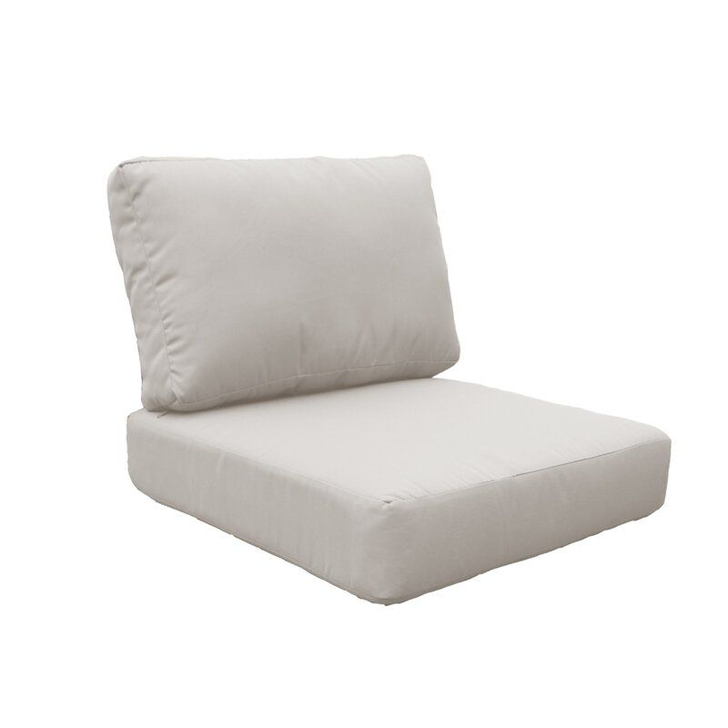 Indoor Outdoor High Back Chair Cushion Cover Outdoor Lounge Chair Cushions Outdoor Cushion Covers Lounge Chair Cushions