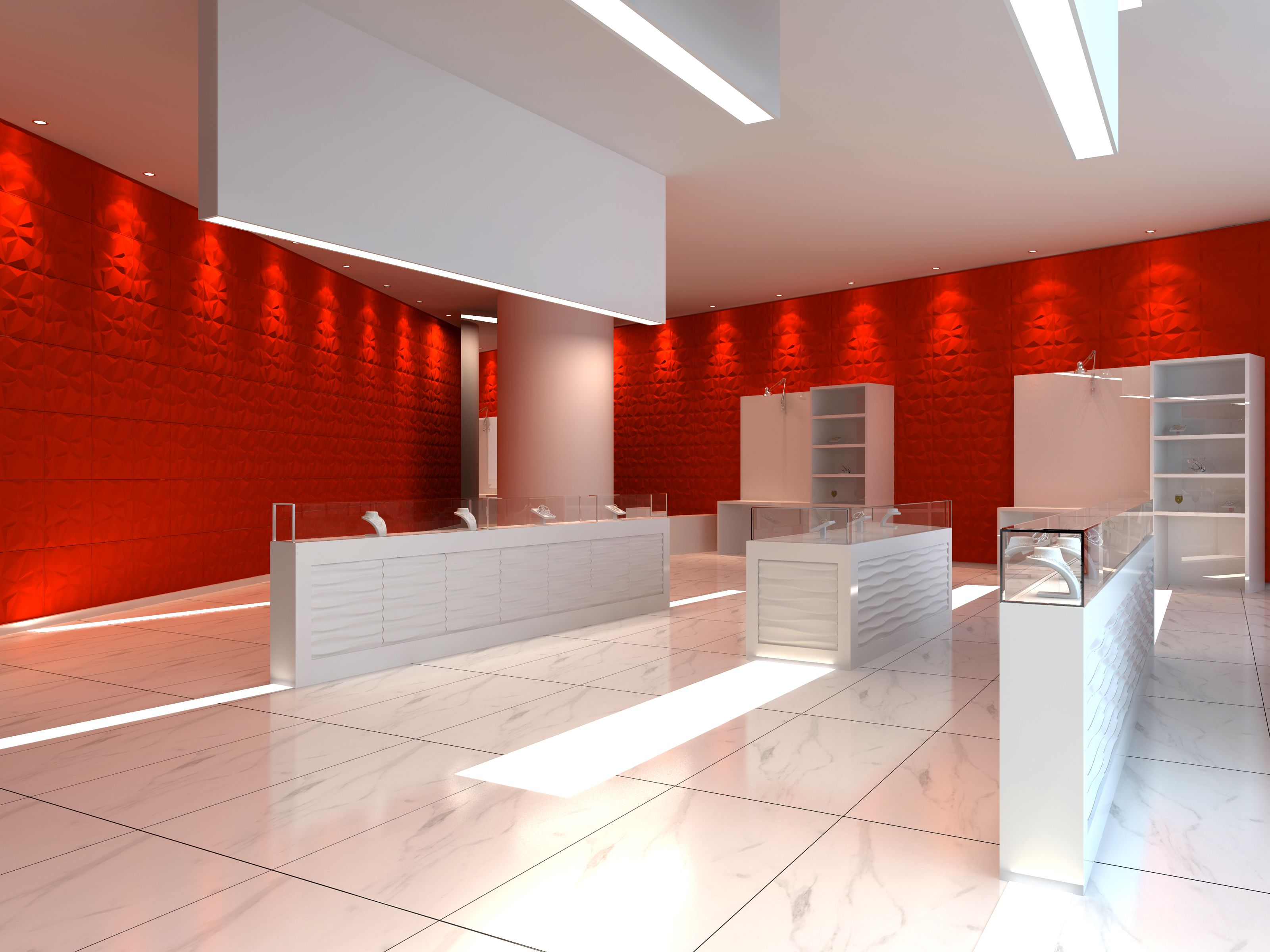 Shop Design Optimierung Mit 3d Wandgestaltung Bambonello Paneele Von Panelprince Panelprince Bambonello Wandpaneele Wandverkleidung Paneele