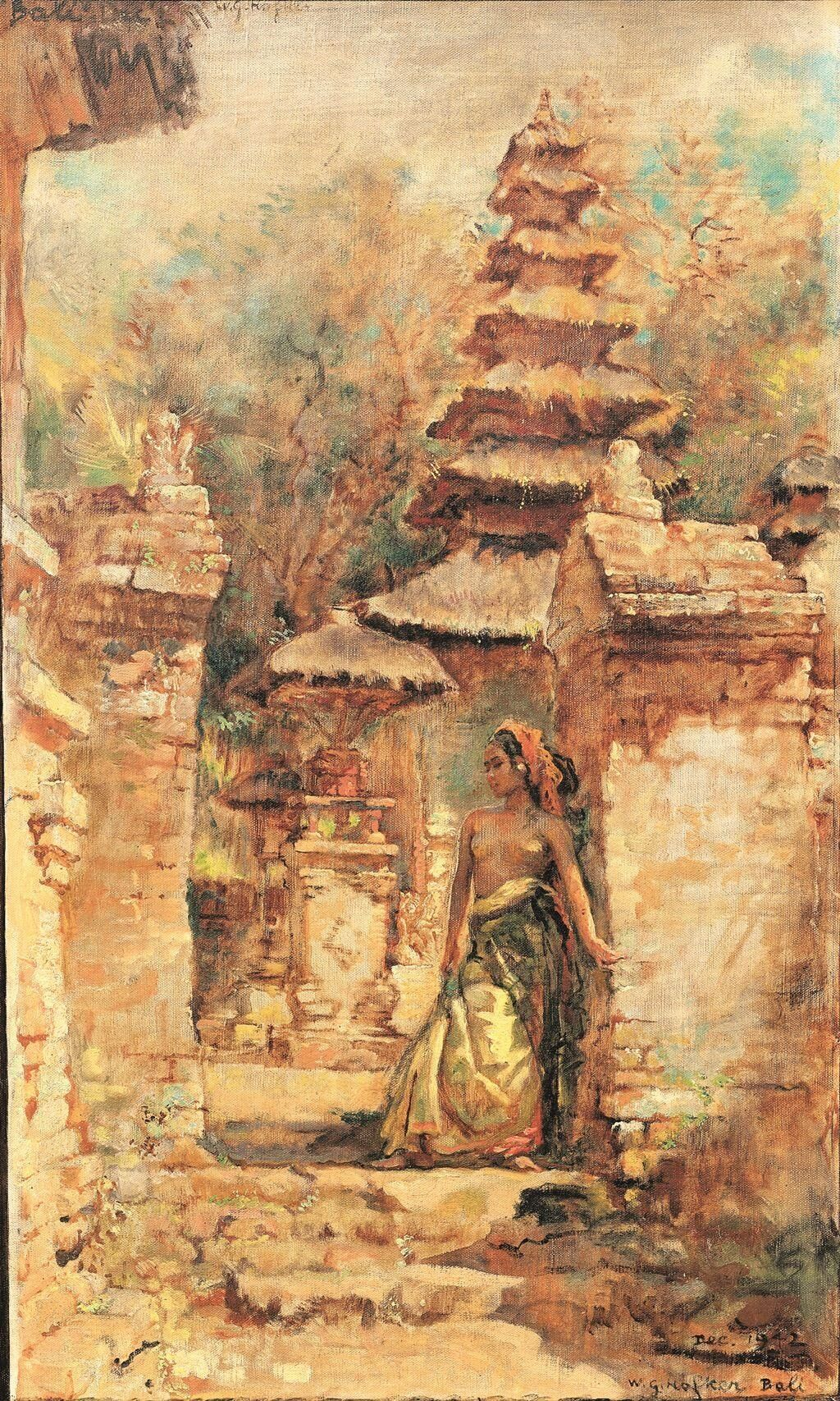 Gerard Pieter Adolfs (Semarang, Indonesia 1898~1968 The Netherlands) --?