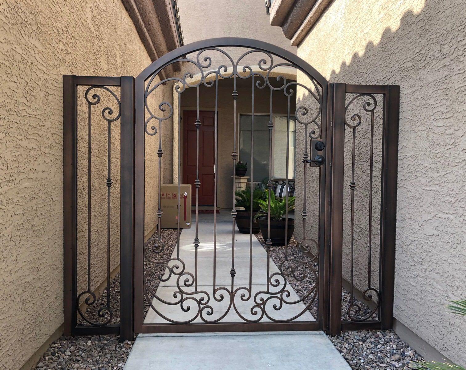 Wrought Iron Gates Ornamental Gates Wrought Iron Gates Iron