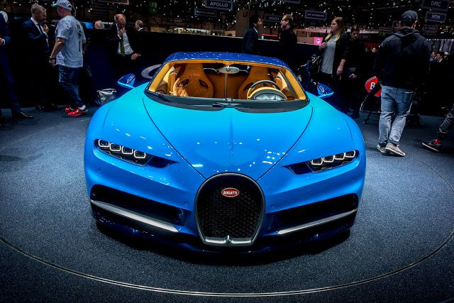 Janwib.blogspot Oldtimers en Meer : Bugatti Chiron: World Premiere (VideoFilm)