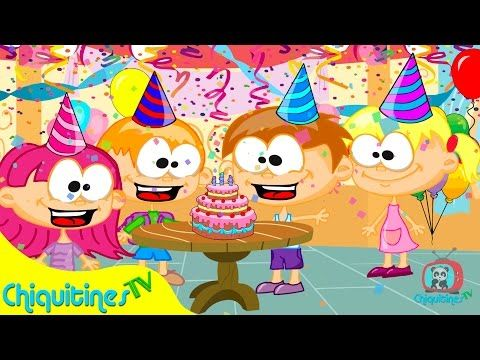 Las Mañanitas Fiesta Infantil Música Para Niños Youtube