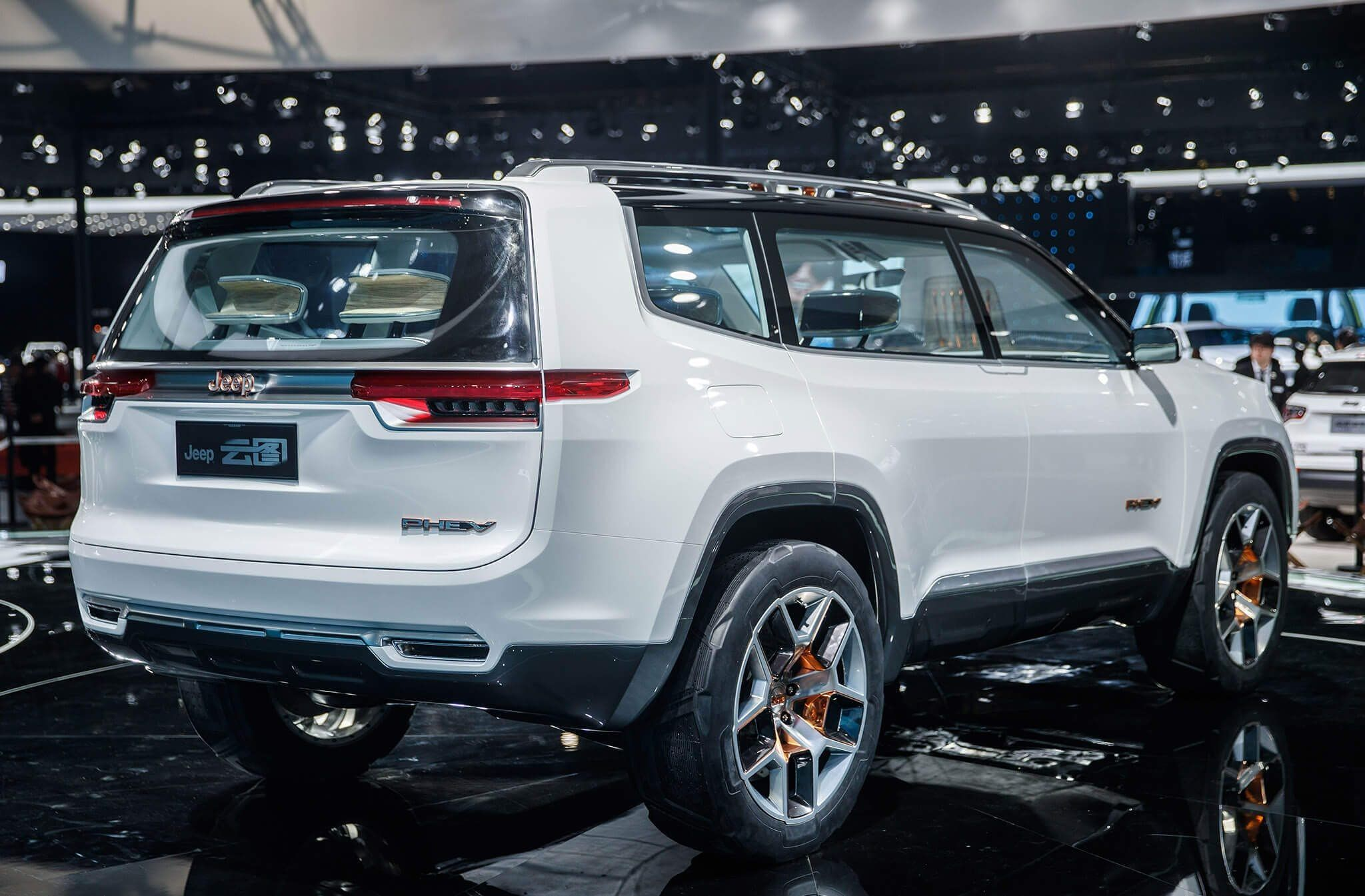 2020 Jeep Grand Cherokee New Review Concept Car 2019 With
