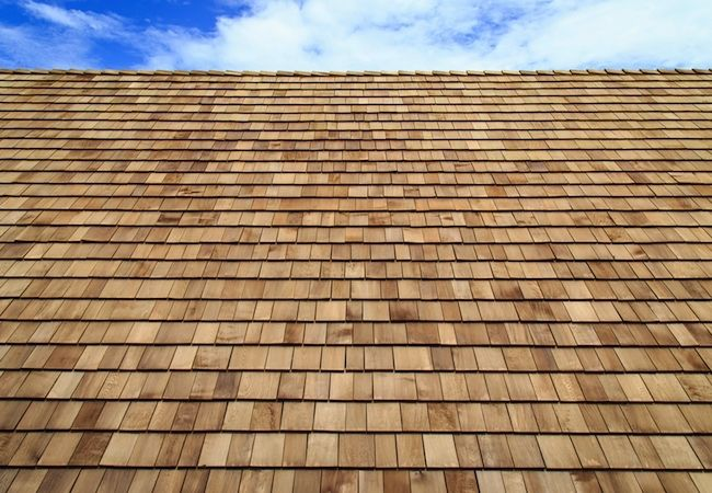 Material Matters Expert Advice On 3 Top Options In Roofing Cedar Roof Cedar Shake Roof Cedar Shake Shingles