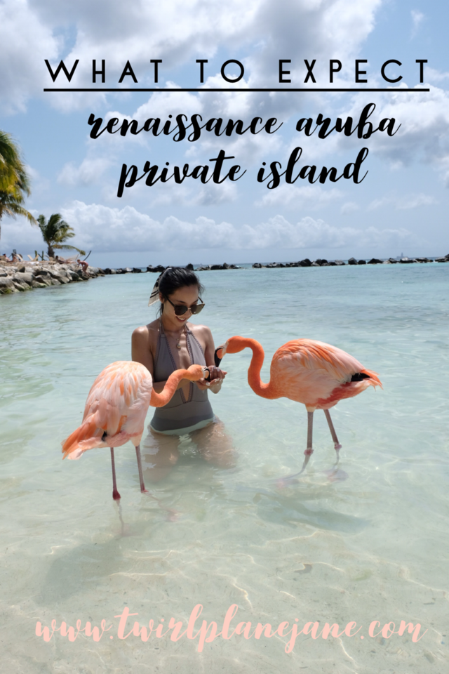 What To Expect Renaissance Aruba Private Island Do In How Get Photos With Flamingos Travel Ocean Beach