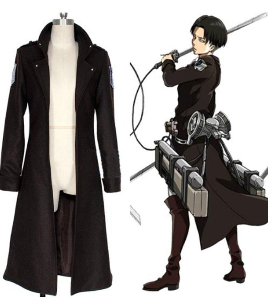 Anime Characters Jacket : Cosplay costumes cheap prices hot sale attack on titan