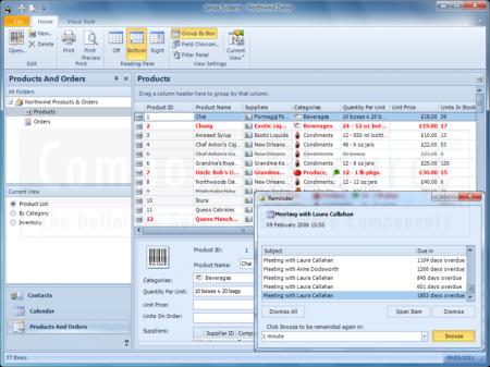Janus WinForms Controls Suite 4 0 52 | Developers