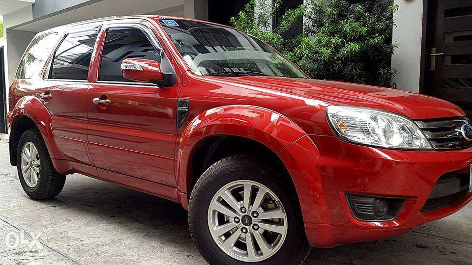 Ford Escape For Sale Philippines Find 2nd Hand Used Ford