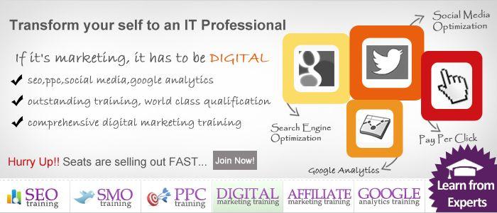 Certified Advanced Digital Marketing Course
