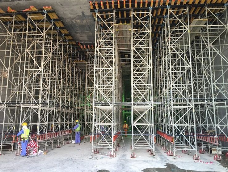 LeadersTalk with Decagon Scaffolding and Layher Scaffolding