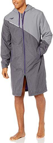 Speedo Unisex-Adult Parka Jacket Fleece Lined Team Colors