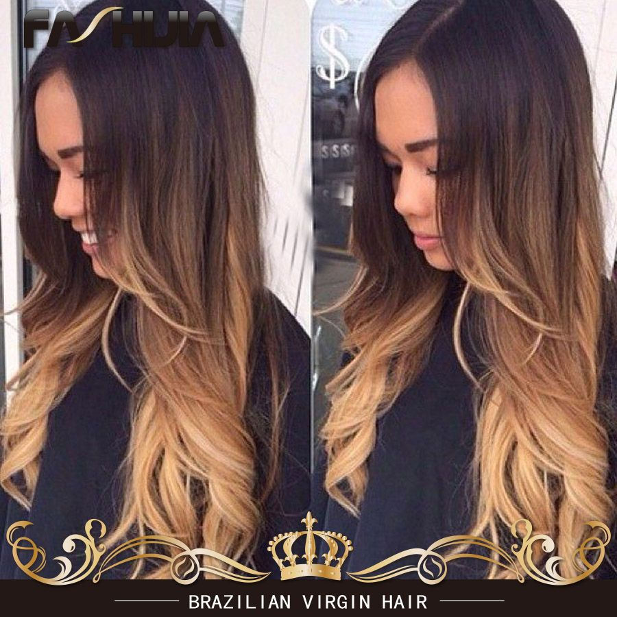 Hair ombre black to blonde google search beauty tips