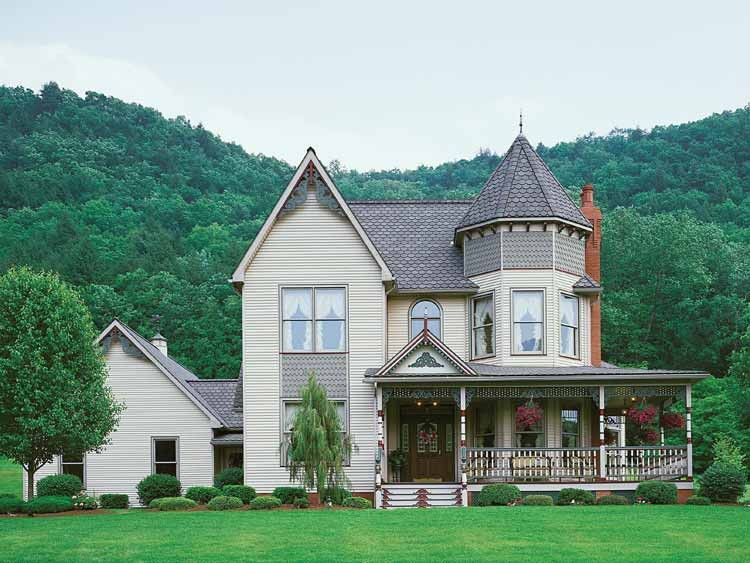 victorian style homes and gardens | Victorian House Style: Classic ...