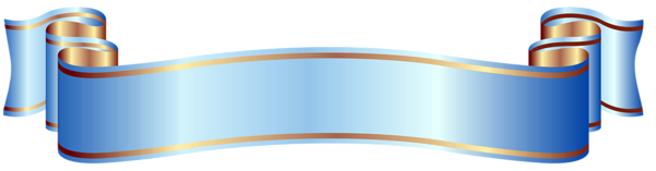 Res Large Blue Banner Png By Hanabell1 On Deviantart Blue Banner Clip Art Ribbon Banner