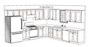 For 8 X 10 As Well L Shaped Modular Kitchen Designs Moreover Small