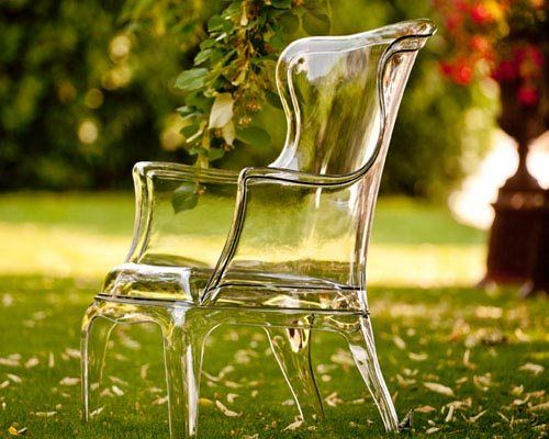 Pasha Plastic Armchair by Pedrali Armchairs