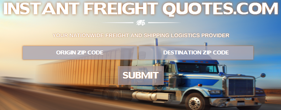 Instant Freight Quotes, LLC Offering Commercial Freight