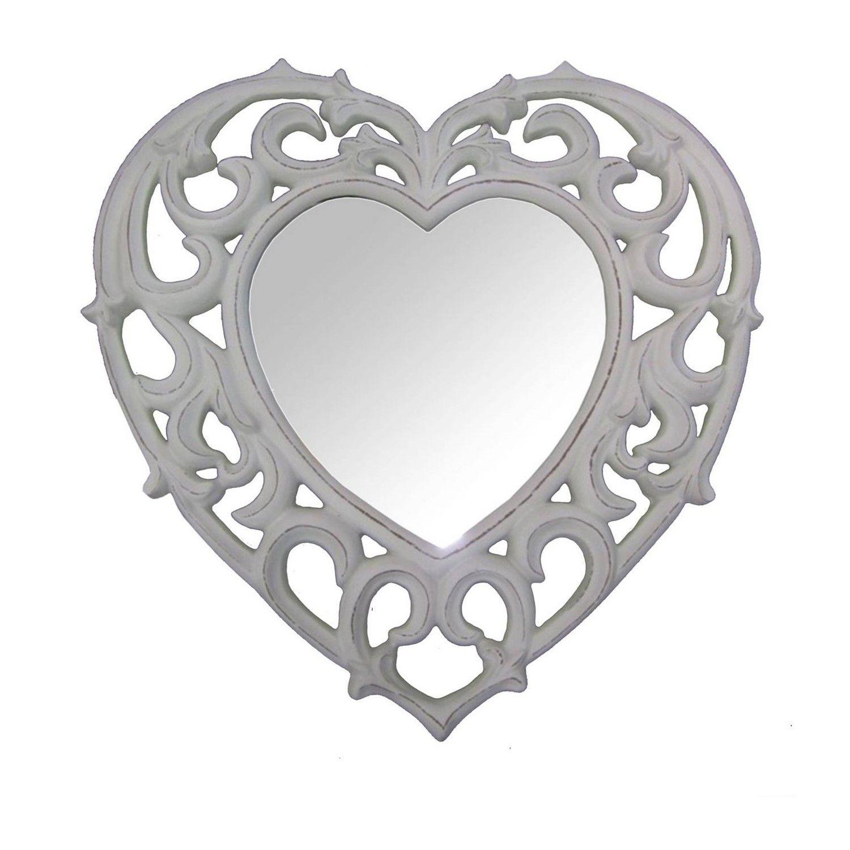 Buyornate Heart Shaped Mirror - Mirrors - The Range