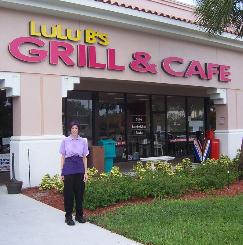 Lulu B S Grill Cafe Naples Florida Breakfast Naples
