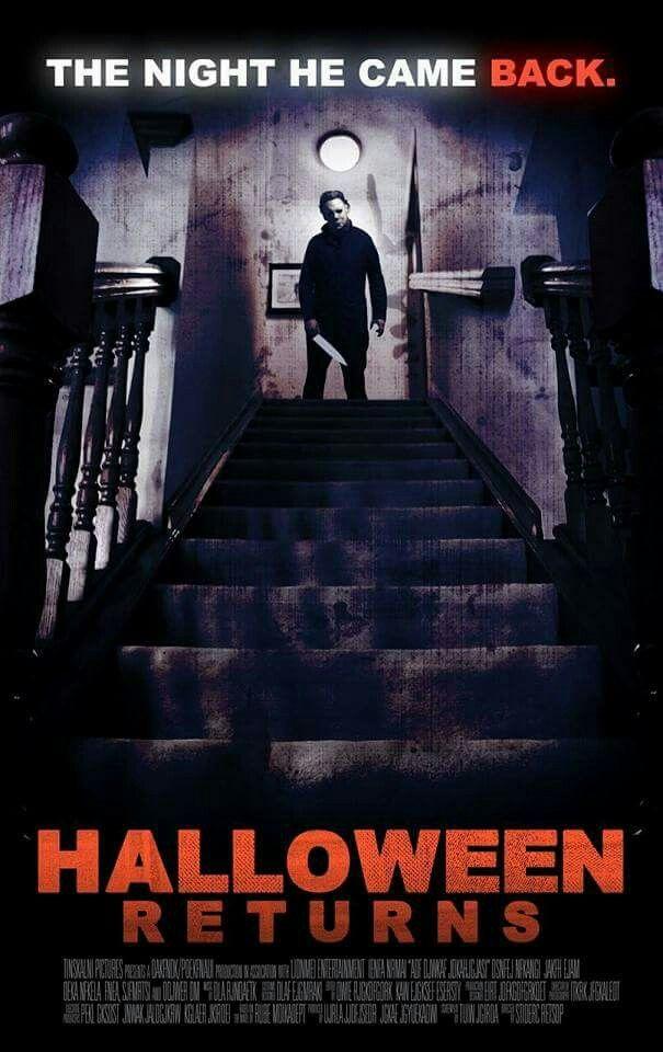 Halloween Returns in 2016 | Horror Movies I Love | Pinterest ...