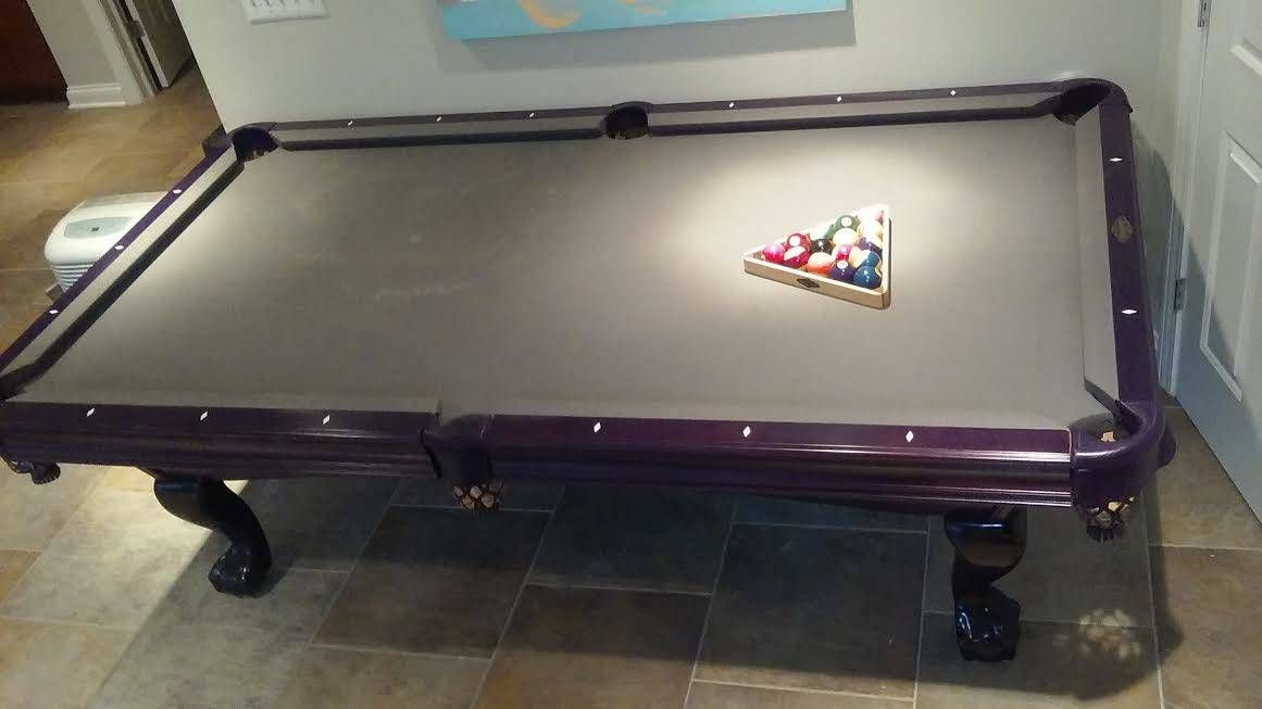 Brunswick Billiards Bradford Pool Table Sold Used Pool Tables - Brunswick bradford pool table
