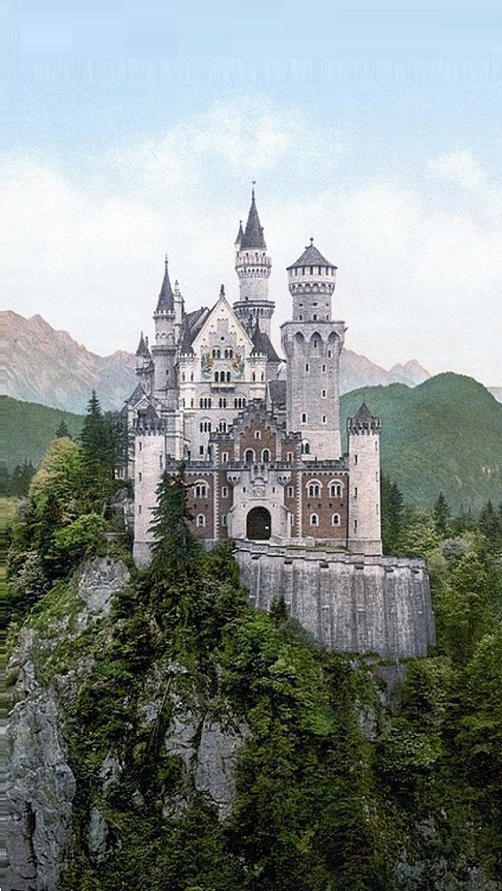 Amazing Places - The Gift of Travel #castles