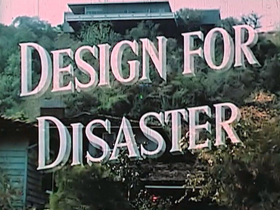 Design For Disaster 1961 BelAir, Brentwood, and Santa