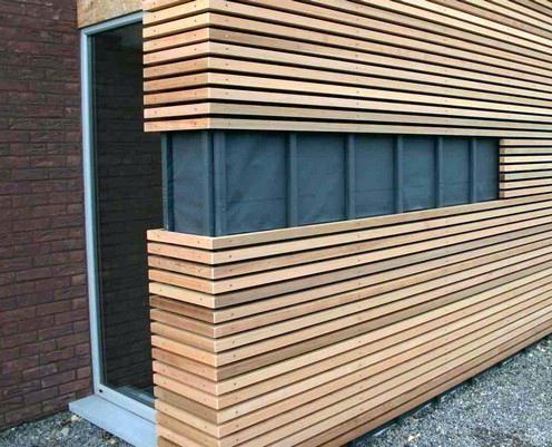 Bardage Bois Mur Exterieur Exemples Applications Bardages Maison