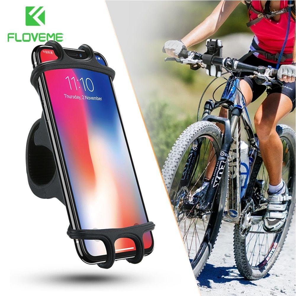 Universal Handlebar Bike Bicycle Stand Mount Holder Bracket Clip for Tablet iPad