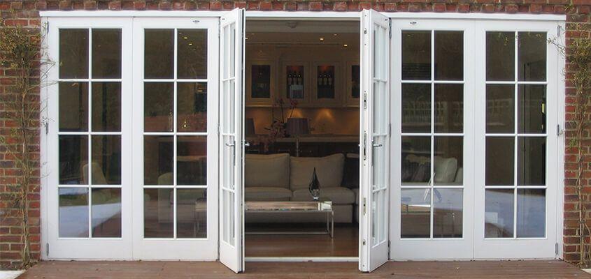 Timber Bi-Fold Doors and Sliding Doors from The Sash Window …