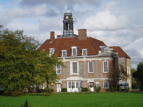 The Institute Hampstead Garden Suburb London Architecture Edwin Lutyens Suburbs