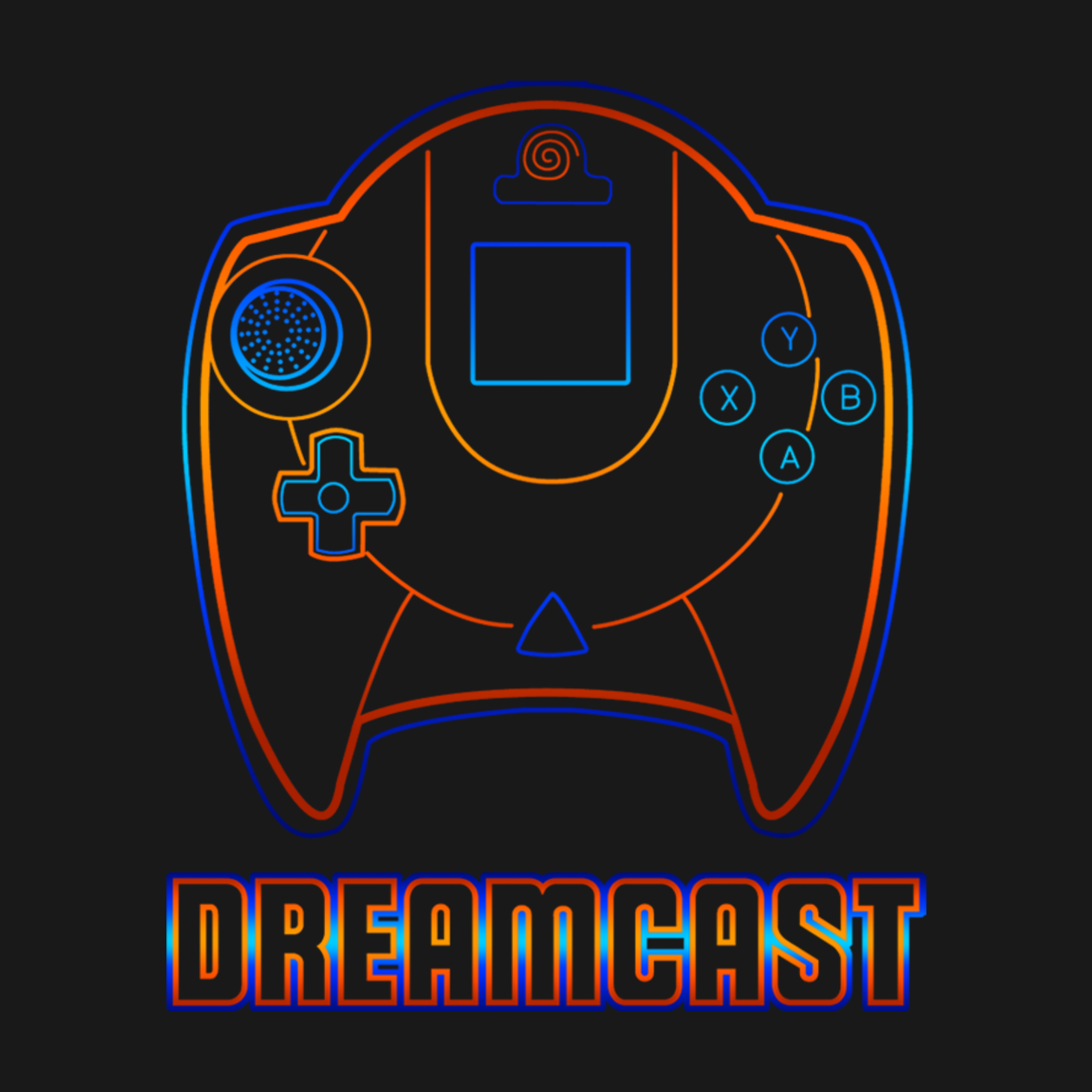 Dreamcast Outline By Spdy4 Geeky Wallpaper Retro Arcade Spiderman Art