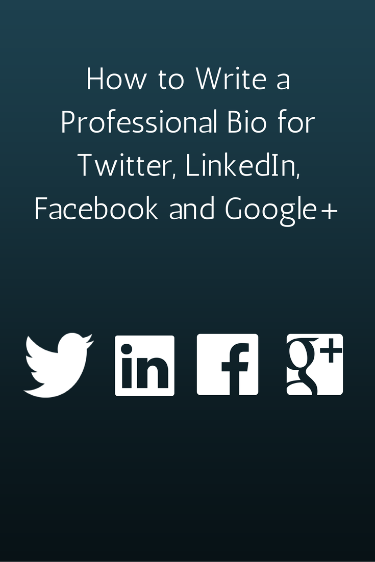7 Key Ingredients of a Great Twitter Bio