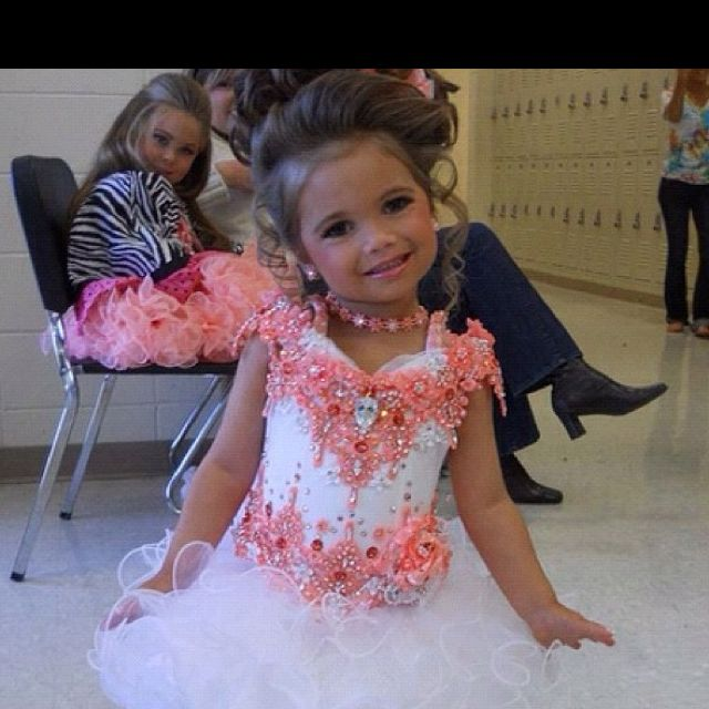 Toddlers Tiaras Toddler Pageant Dresses Toddler Pageant Baby Pageant Dresses