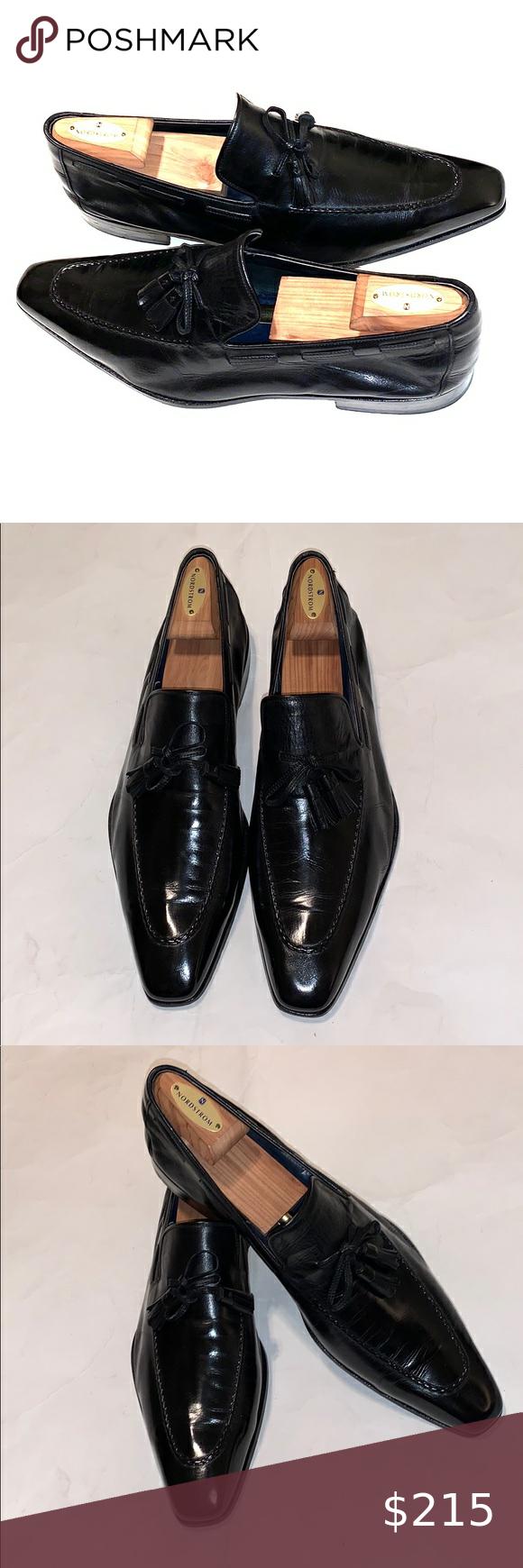 Men S Dress Loafer Slip Ons Loafers Dress Shoes Men Mens Dress Loafers [ 1740 x 580 Pixel ]