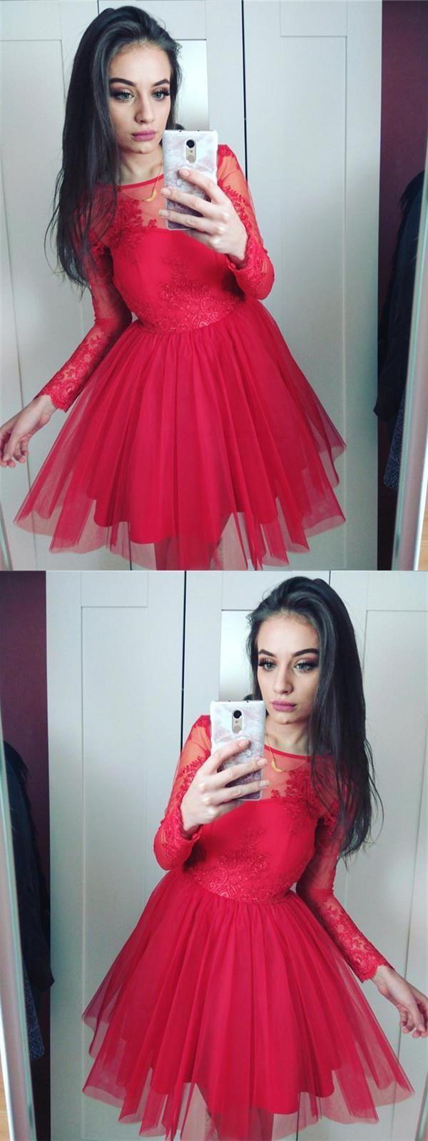 Aline homecoming dress shortmini prom drsess juniors homecoming