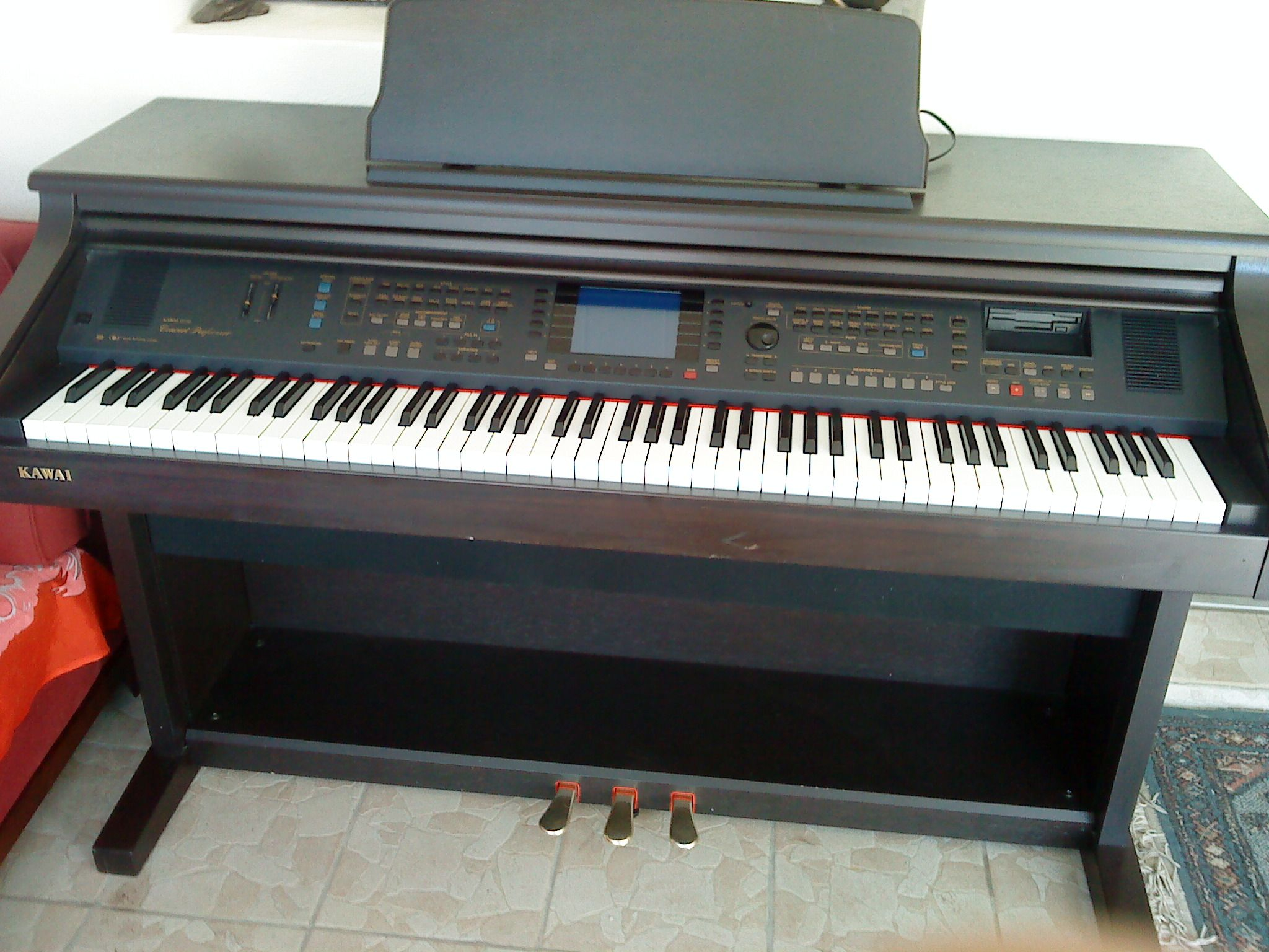 Kawai Cp150 Cyanure74 Images Piano Digital Piano Music Instruments