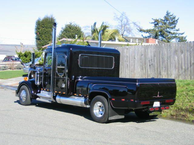 Mini Semi Thread Custom Kenworth Truck 1 Ton Chevy This Is Cool
