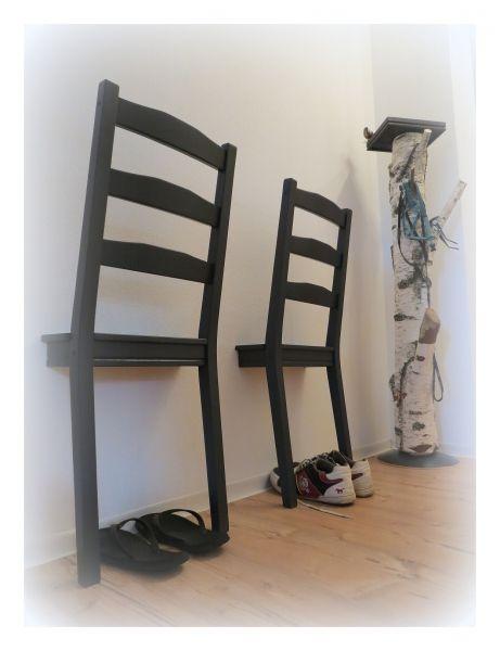 Diy Garderoben Stuhle Regenschirme Ankleidezimmer Selber Bauen Diy Mobel