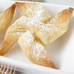 Puff Pastry Pinwheels (maybe buy pre-frozen then just add the filling?)