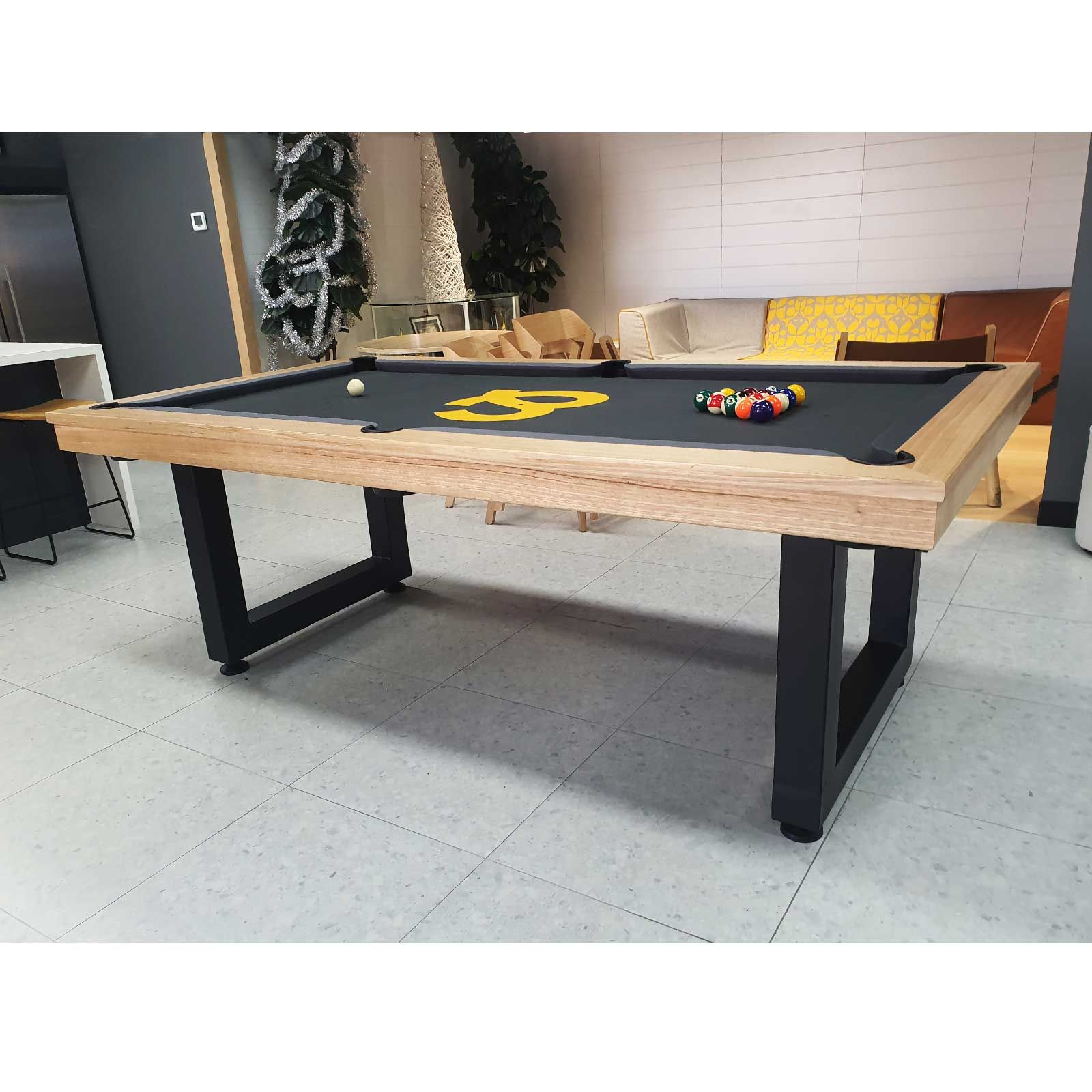 Table De Ping Pong Transformable 7 foot slate odyssey pool billiards table in 2020 | table