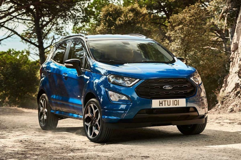 2018 Ford Ecosport St Line Ford Ecosport Upcoming Cars Ford