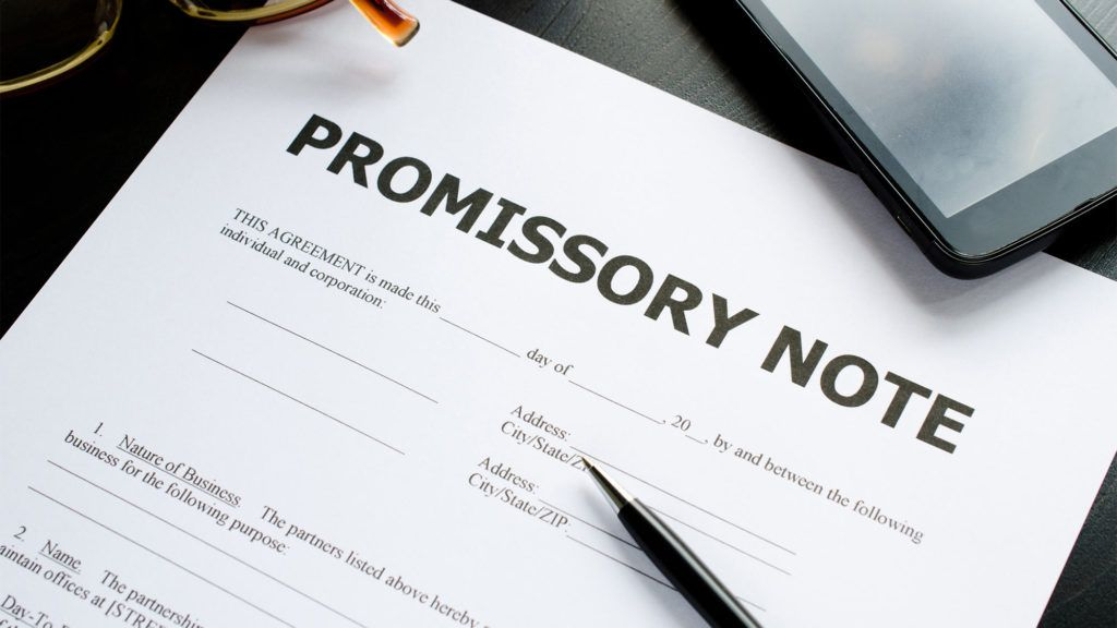 What Is a Promissory Note? What Youu0027re Really Promising, Revealed - promissory note parties
